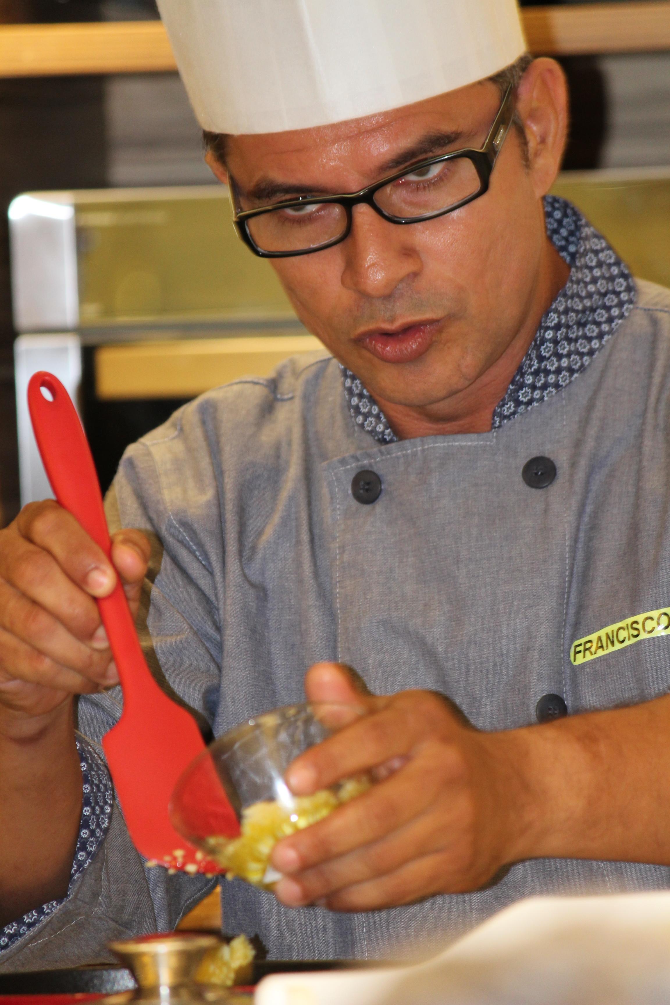 O Chef A Cozinha M Gica Do Chef Francisco Jafs